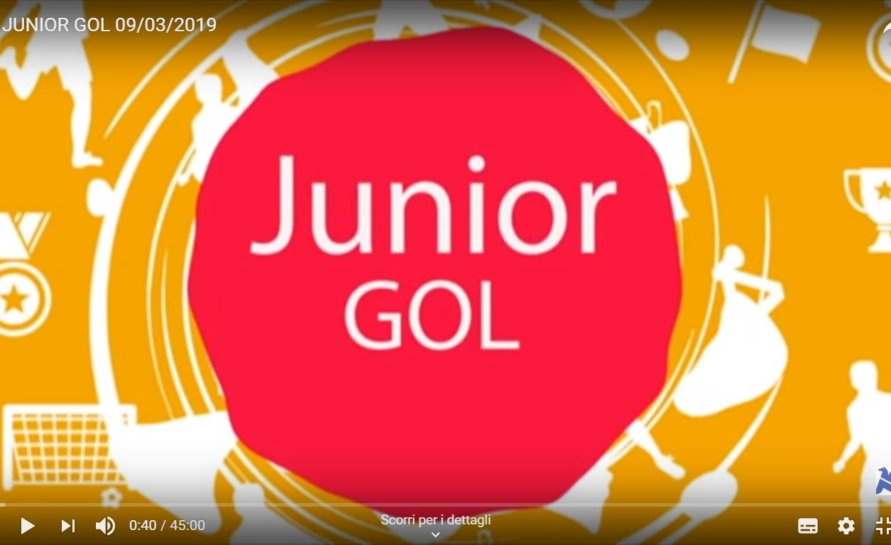 2007: Junior Gol Quiz (09-03-19)